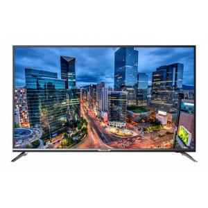 Телевизор Hyundai H-LED55EU1311 4K Smart Yandex в Фруктовом фото