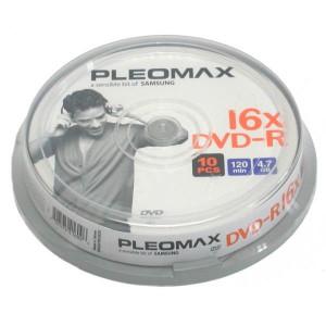 Диск DVD-R Pleomax 4.7Gb 16x в Фруктовом фото