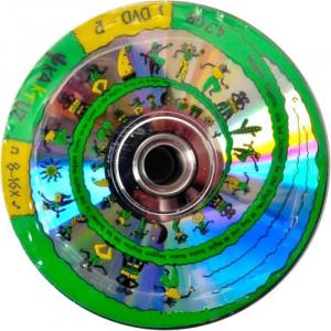 Диск DVD-R KAKTUZ 4.7Gb 16x в Фруктовом фото