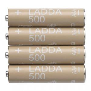 Аккумуляторная батарейка 500 Ма ЛАДДА в Фруктовом фото