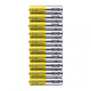 Батарейка щелочная LR03 AAA 1,5В АЛКАЛИСК в Фруктовом фото